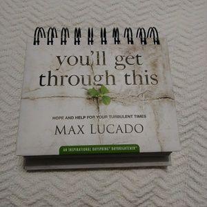 "New Max Lucado ""You'll Get Through This"" Calendar"
